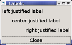 SableVM TestAWT labels